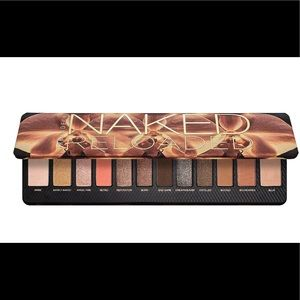 NWOT Urban Decay Naked Reloaded Eyeshadow Palette